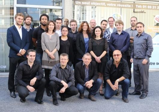L'équipe de l'agence SEO.fr
